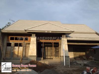 Rumah Tinggal Bp. Herry Suseno - Kutoarjo Jawa Tengah