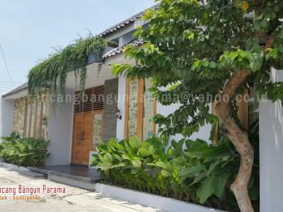 Rumah Tinggal Bp. Rory Helto - Prambanan Jawa Tengah
