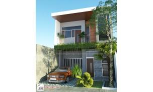 Rumah Tinggal Bp. Daniel - Klaten Jawa Tengah