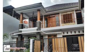 Rumah Tinggal Bp. Burhanuddin - Klebengan Yogyakarta